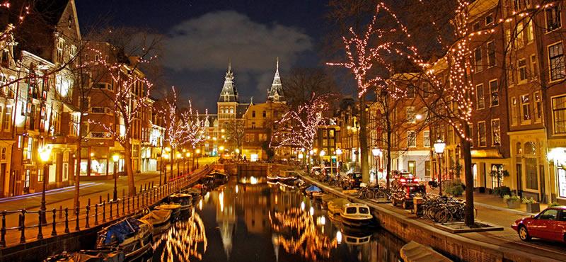 """Χριστούγεννα στις """"Κάτω Χώρες""""- BENELUX (7ημέρες) 22/12"""