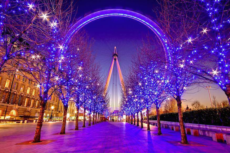 Χριστούγεννα στο Λονδίνο  22/12 & 24/12 (6ημέρες)
